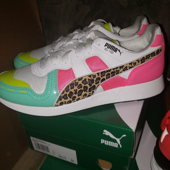 cheap for discount 7cdac 6d08e 🆕️Puma RS-100 PARTY CROCS, Sz 8 12, DS!!!0